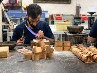 کارگاه طلاسازی از دریچه دوربین اقتصادآنلاین