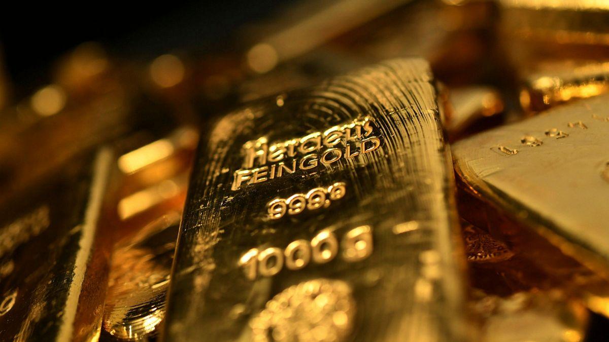 طلای موجود جهان کاهش یافت