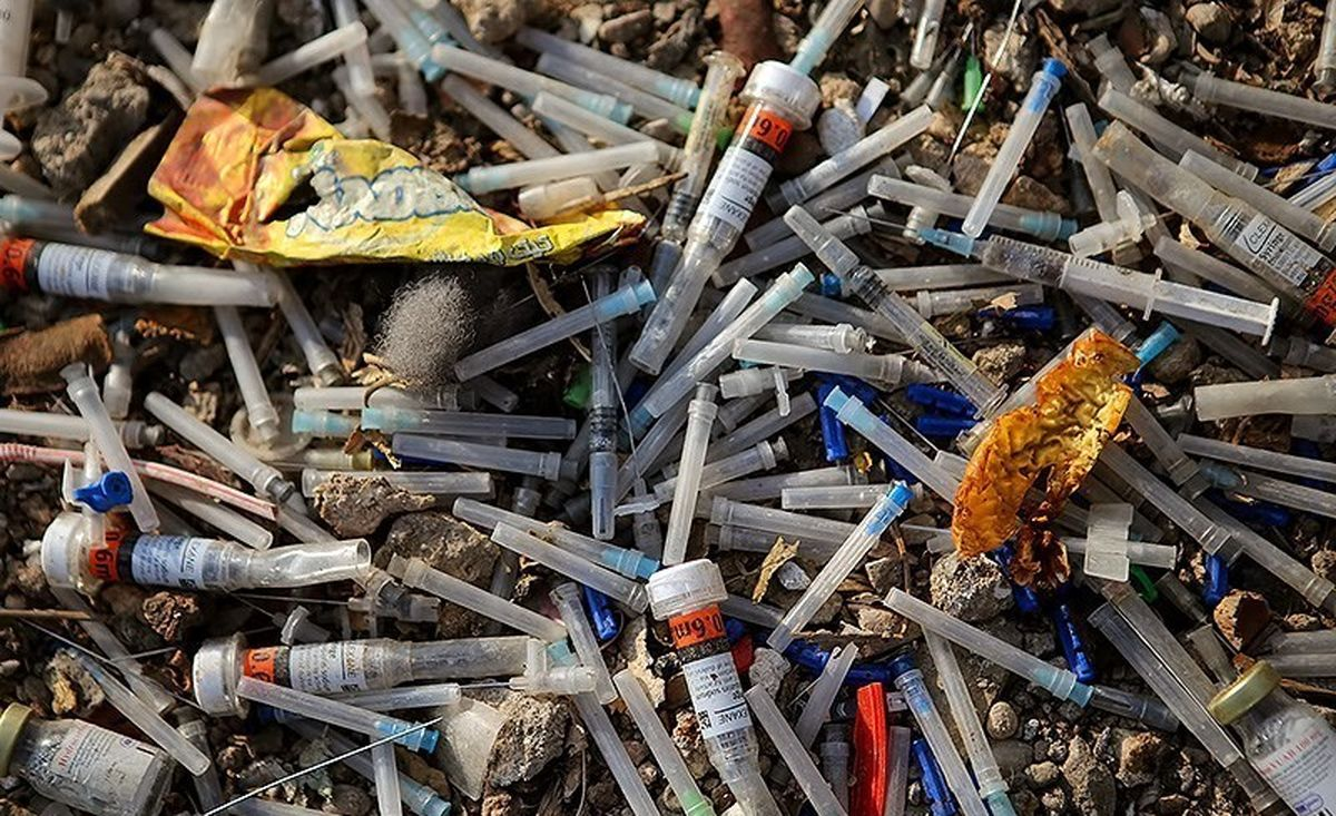 هشدار درمورد زباله کروناییها در منزل