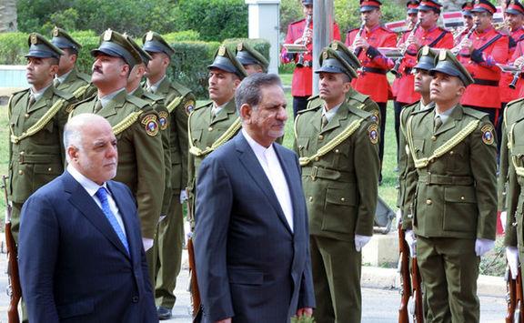 امروز معاون اول رییسجمهور به عراق میرود