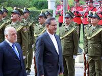 پایان سفر سه روزه معاون اول رییسجمهور به عراق