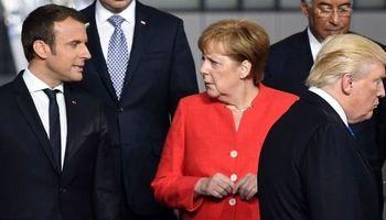 ترامپ: اگر داعشیها فرار کنند، به اروپا میروند