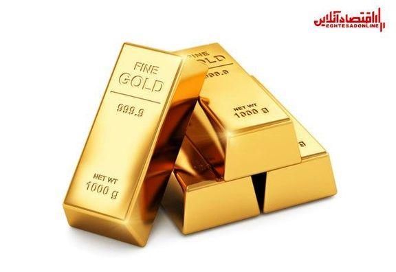 قیمت طلای جهانی به بالاترین حد خود در ۶سال اخیر رسید