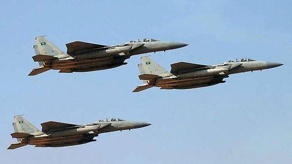 ائتلاف سعودی سوخترسانی آمریکا به جنگندههایش را متوقف کرد