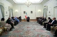 توسعه روابط ایران و آفریقای جنوبی به نفع دو ملت است/ همه دوستان ما در برابر تحریم آمریکا علیه ایران مواضع قاطعتری اتخاذ کنند