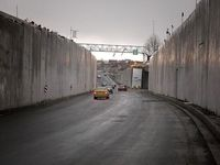 ورودی غرب به شرق زیرگذر گیشا افتتاح شد/ برآورد هزینهکرد پروژه
