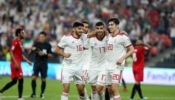 بازیکنان ایران در گل نزدن با هم رقابت میکردند!