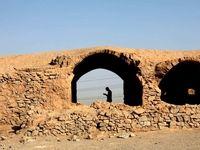 دخمه زرتشتیان در یزد +عکس