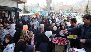 افزایش چشمگیر ترافیک آخر شب تهران