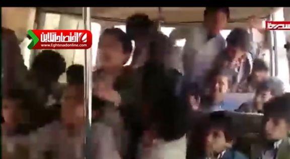 تصاویری از کودکان یمنی که توسط دولت عربستان کشته شدند +فیلم