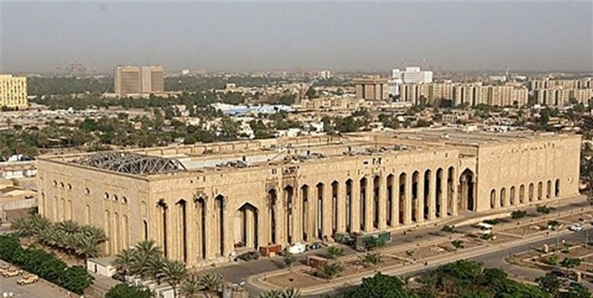 اصابت یک خمپاره به منطقه سبز بغداد