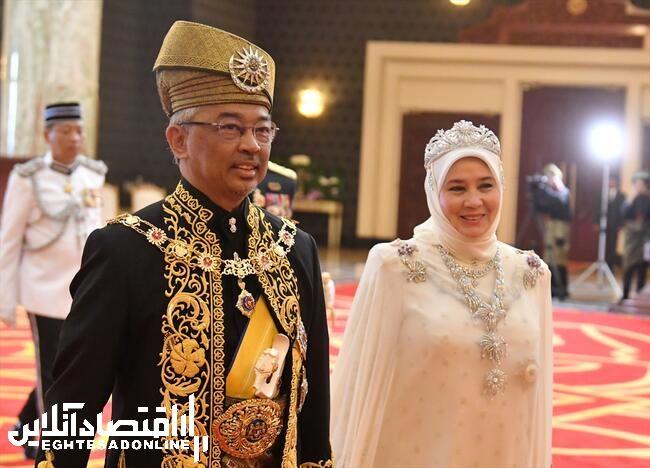 شانزدهمین پادشاه مالزی