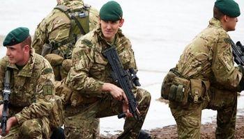 انگلیس نیروی نظامی به خلیج فارس اعزام کرده است