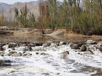 آب زاینده روز به مدت ۱۰ روز باز است +تصاویر