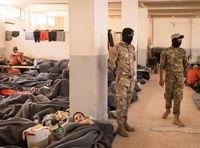 ملاقات با داعشیهای زندانی از فاصله نزدیک! +تصاویر