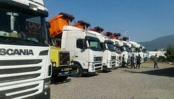 موافقت با واردات بدون واسطه لوازم یدکی کامیون/صدور ۱۱۶هزار بارنامه