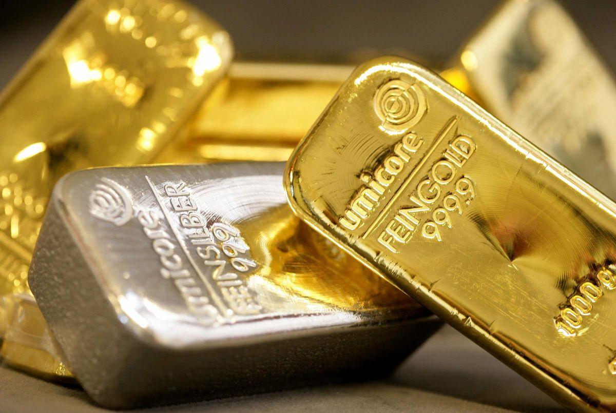 آشفته بازار طلا به دیگر فلزات هم سرایت کرد/ افزایش سود معاملات پلاتین و نقره