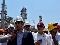 بزودی؛ افتتاح فاز۲ پالایشگاه میعانات گازی جهان