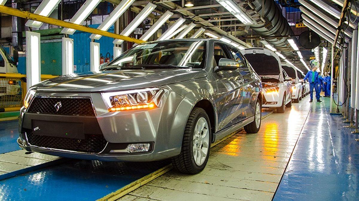 برنامه های فروش فوق العاده ایران خودرو ادامه دارد