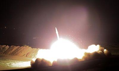 """افشای جزئیاتی دیگر عملیات موشکی"""" لیله القدر"""" سپاه"""