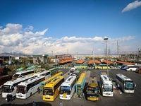 افزایش قیمت بلیت اتوبوس بعد از زلزله تهران +عکس