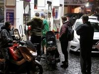 صفهای طولانی مقابل پمپ بنزینها پس از اعتصاب سراسری در لبنان