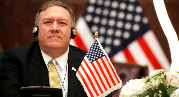 پمپئو: به مقابله با ایران در سوریه ادامه میدهیم