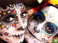 جشنواره روز مردگان مکزیک +تصاویر
