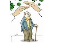 زندگی سالخوردگان در ایام کرونا