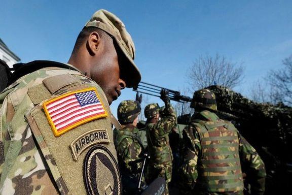 آمریکا و متحدانش آموزش نیروهای عراقی را تعلیق کردند
