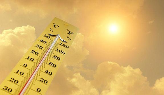 هوا 4درجه دیگر گرم میشود