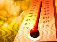 رکورددارهای گرما در مرداد ۹۸