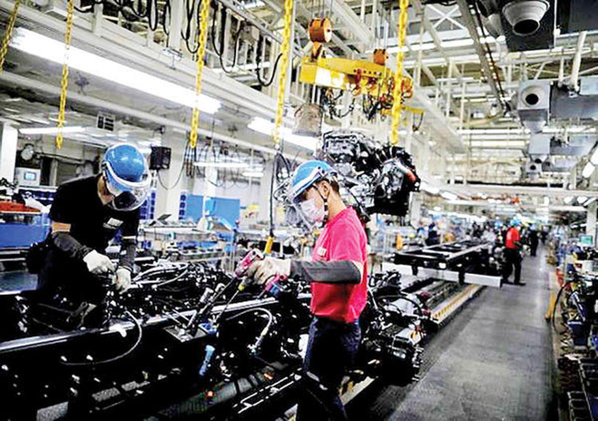 داخلیسازی ۸۶میلیون دلاری قطعات خودرو