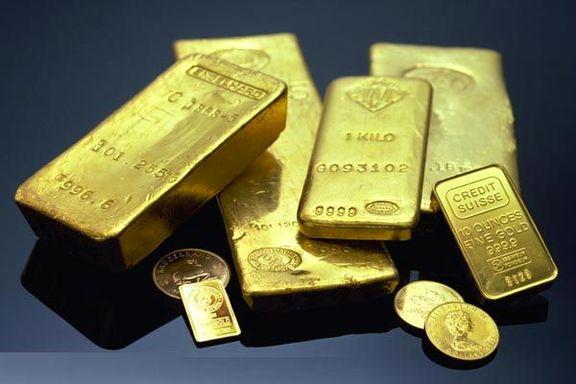 قیمت طلا افزایشی نیافت
