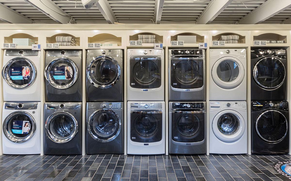 رشد ۴۰ درصدی تولید ماشین لباس شویی