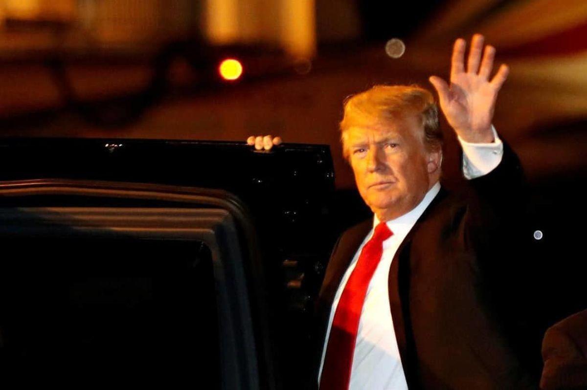 نگرانی ترامپ از تاثیر سقوط وال استریت بر نتیجه انتخابات ۲۰۲۰