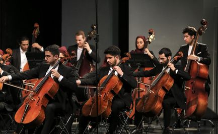 جشنواره موسیقی فجر 1