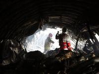 داخل  هواپیمای بوئینگ ۷۰۷ پس از سقوط +عکس