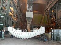 بهینهسازی کوره شماره ۷ ناحیه فولادسازی فولاد مبارکه