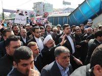 روحانی: به مردم دروغ نگویید؛ واقعیتها را به مردم بگویید +فیلم