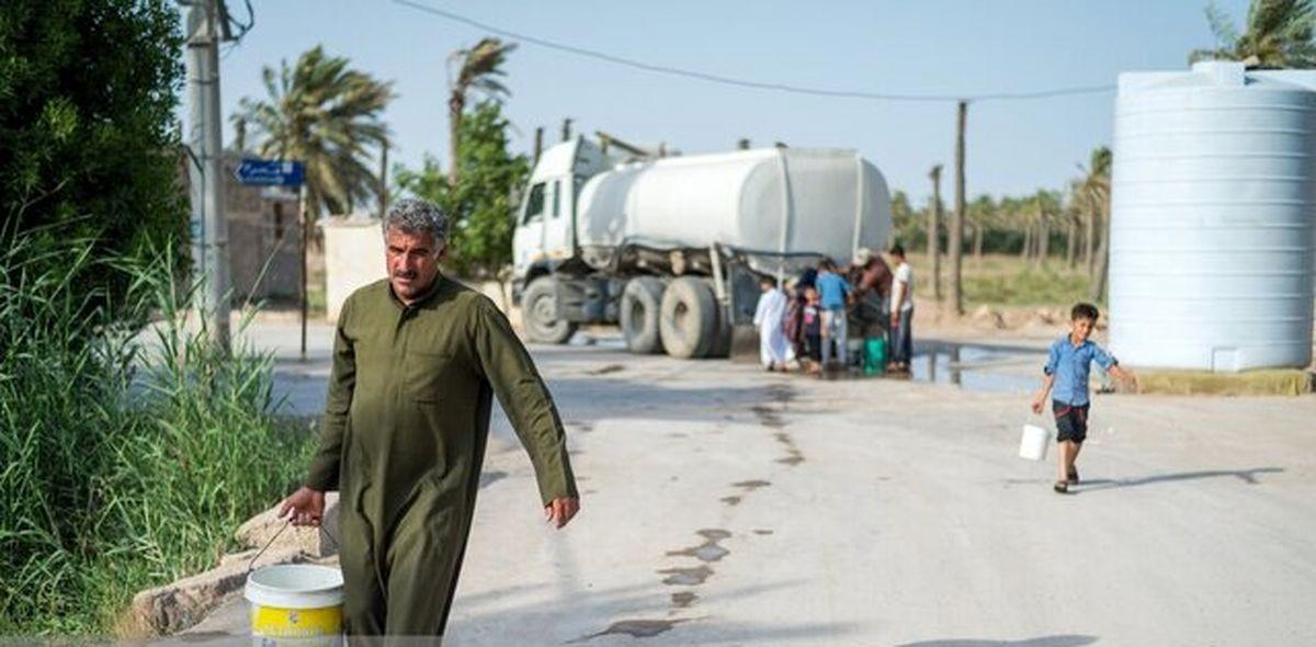 پرداخت ۱۱۵۰ میلیارد تومان برای رفع مشکلات خوزستان