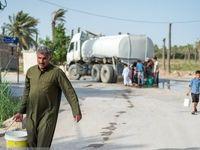 رفع مشکل بی آبی روستاهای خوزستان طی ۱۰سال