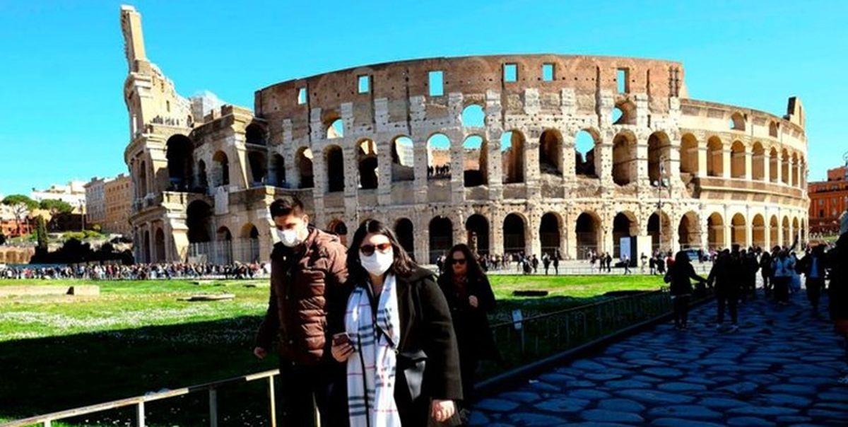 تلفات کرونا در ایتالیا به ۳۱۷۶۳نفر رسید