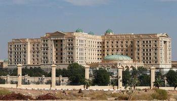 هتل ۵ستارهای که محل بازداشت شاهزادههای سعودی است +عکس