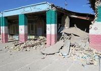 ریزش سقف ۲مدرسه در چترود در پی زلزله کرمان