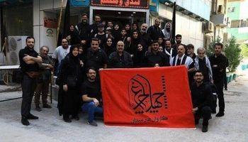 اهالی سینمای ایران در پیادهروی اربعین +عکس
