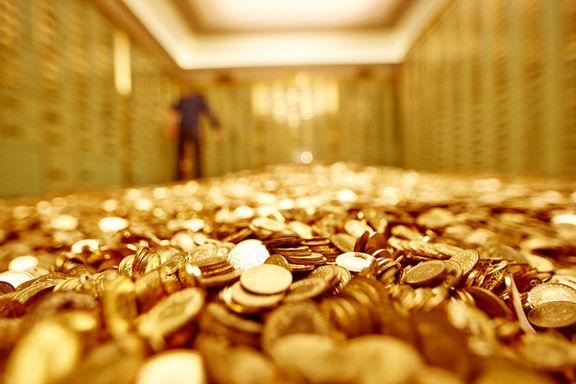 طلا در سراشیبی قیمت