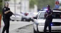 تیراندازی در محل آتشسوزی در لسآنجلس