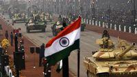 هند در صدر خریداران جنگ افزار در جهان