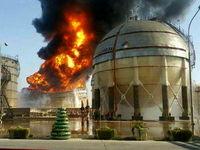 بررسی گزارش آتشسوزی پتروشیمیها در کمیسیون انرژی